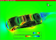 Jasper Motorsports CFD Analysis Images